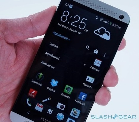 HTC One Review.. [2013] | Mobile IT | Scoop.it