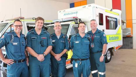Paramedics the most trustworthy - The North West Star | OHS in Paramedic Practice | Scoop.it