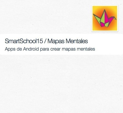 Recomendaciones de Apps de Android para Entornos Educativos (SmartSchool15) | recursos + herramientas | Scoop.it
