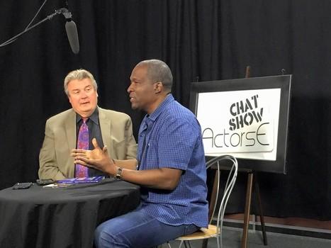 Kurt Kelly and Voice Talent Rodney Saulsberry on ActorsE Chat | Kurt Kelly Voice Over | Scoop.it