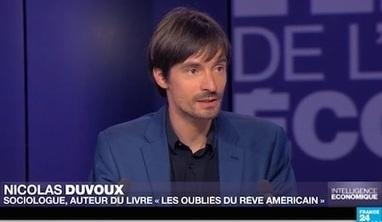 Nicolas Duvoux sur France24 | Sociologie | Scoop.it