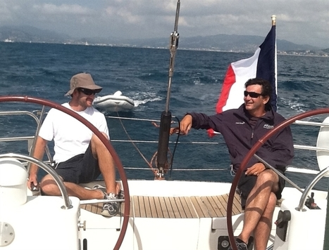 Se ressourcer en mer | Locations de voiliers méditerranée | Scoop.it