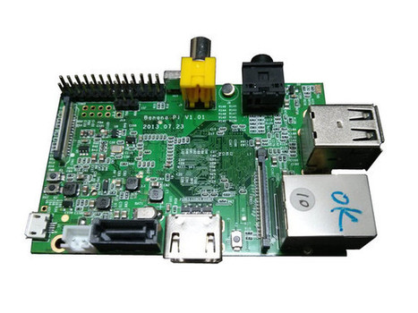Raspberry Pi alternatives emerge to fill need for speed | Raspberry Pi | Scoop.it