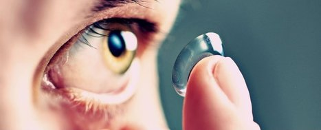Sony has filed a patent for contact lenses that record and store videos with the blink of an eye | IELTS, ESP, EAP and CALL | Scoop.it