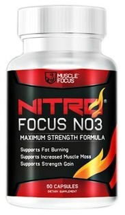 » Blog Archive » Nitro Focus NO3 Review – The Best Muscle Building Supplement for you! | etry | Scoop.it