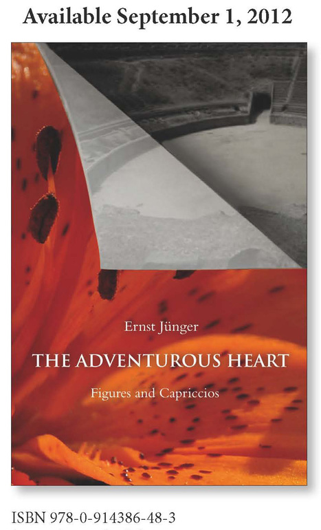 "Publisher's information sheet to ""The Adventurous Heart - Figures and Capriccios"". 