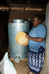Zambia: Metal Silo Technology: Will It Boost Food Storage, Security? | Food Security | Scoop.it