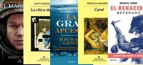 Los libros que inspiraron las películas que van por el Oscar   Libros   Scoop.it