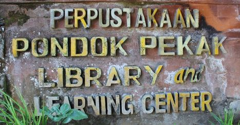 Pondok Pekak Library, a hidden gem in Ubud, Bali | LibraryLinks LiensBiblio | Scoop.it