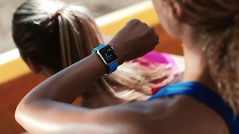 5 Reasons Pharma Should Care About Apple Watch | Pharmacy 2025 | Scoop.it