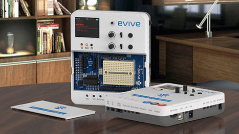 Evive: Embedded Platform for Makers :: Gadgetify.com | Raspberry Pi | Scoop.it