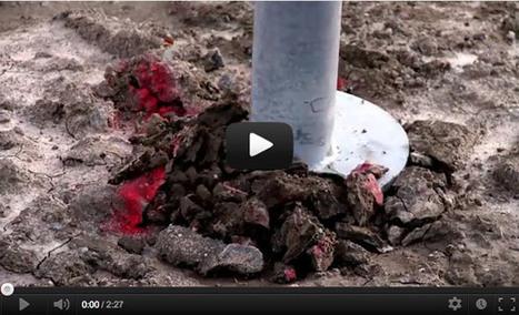 Paalupiste: Methods of Installing Screw Piles   screw piles   Scoop.it
