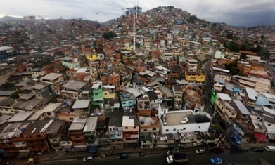 Vision of the future or criminal eyesore: what should Rio do with its favelas? | Geography | Scoop.it