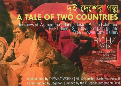 MinaRahman1: A Tale of Two Countries. 50 Films about Women Migrations | Cinema | Scoop.it