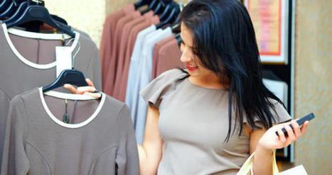 Le comportement d'achat du client en magasin s'analyse aussi via mobile | Le futur de commerce : la fin du magasin ? | Scoop.it