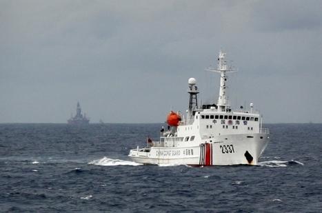 Nouveaux rivages des îles (3/4) - Nouvelle bataille navale en mer de Chine méridionale | Histoire geo Terminale (programmes 2012) | Scoop.it