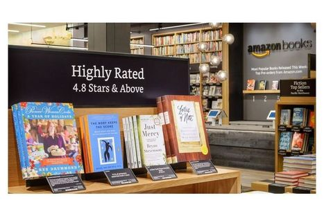 Amazon dément l'ouverture de 400 librairies physiques | Retail Intelligence® | Scoop.it