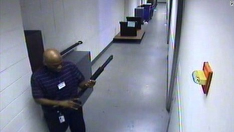 FBI: Navy Yard shooter 'delusional,' said 'low frequency attacks' drove him to kill   Criminal Justice in America   Scoop.it