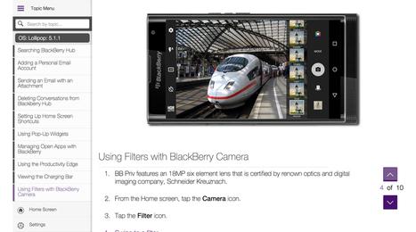 BlackBerry Priv : testez-le grâce au simulateur Telus | Addicts à Blackberry 10 | Scoop.it
