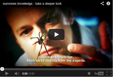 Euronews lance Euronews Knowledge sur Youtube | Wepyirang | Scoop.it