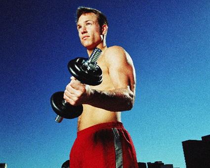 Biology of Muscle : Muscle Health : Men's Health Spotlight : MensHealth.com | Self improvement | Scoop.it