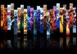 Champions   LoL - League of Legends   League of Legends -Fotis   Scoop.it
