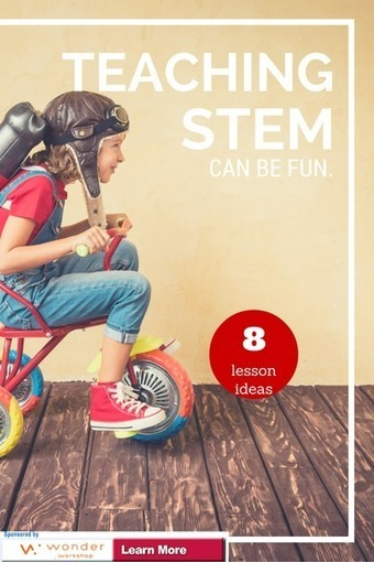 STEM can be fun, just do this. | Durff | Scoop.it