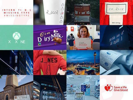 Big Brand Names Erase A, B, and O from Logos to Encourage Blood Donation | Le It e Amo ✪ | Scoop.it