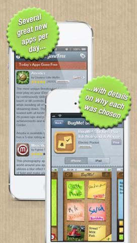 Apps Gone Free (Best Daily Top App Deals) | Fysik | Scoop.it
