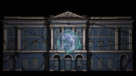 Roberto Fazio's LIGHT Studio Brings Projection Mapping To The Next Level | URBANmedias | Scoop.it