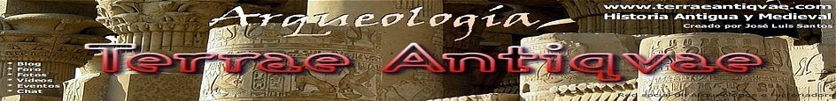 Arqueología, Historia Antigua y Medieval - Archeology, Ancient and Medieval History byTerrae Antiqvae (Blogs)