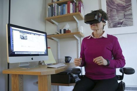 Got stage-fright? Try confronting that fear using virtual reality | cool stuff from research | Scoop.it