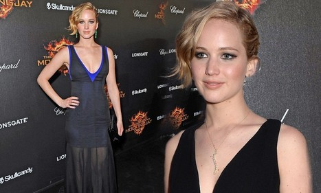 Jennifer Lawrence criticised for 'making off-hand rape joke' in Cannes | Fashion to Life | Scoop.it