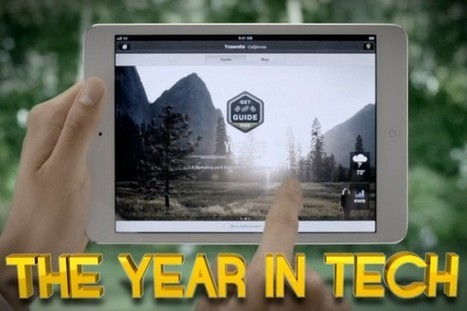 The year everything went mobile | M-learning, E-Learning, and Technical Communications | Scoop.it