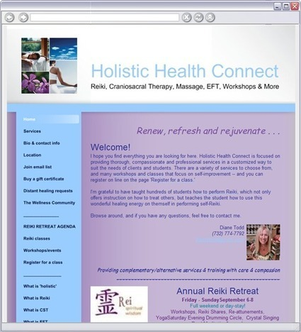 Holistic Health Connect - What is Reiki | Breast cancer treatments | Scoop.it
