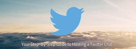 Your Step-By-Step Guide to Hosting a Twitter Chat | Internet Marketing | Scoop.it