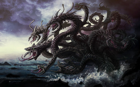 Dragoniae 10: Hydra, Lernaean Hydra | They were here and might return | Scoop.it