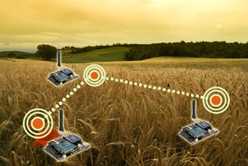 The Use of Wireless Sensor Networks in Precision Agriculture | Farm Management | Precision Farming | Scoop.it