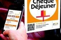 Avec ses QR codes, Chèque Déjeuner déploie de nouveaux services dans les restaurants toulousains | Midi Pyrénées | Scoop.it