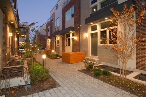 National Realty Investment Advisors, LLC Developed Philadelphia Property- Townhomes at 412 LUXE | Real Estate Investment | Scoop.it