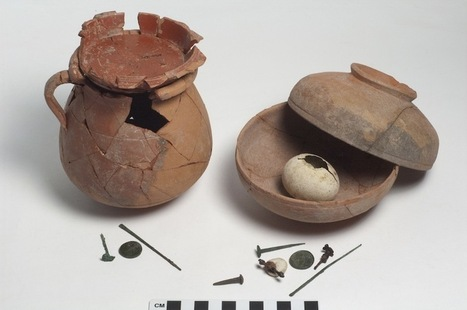 Ancient People Fought Demons and Disasters with Eggs | Ancient Art History Summary | Scoop.it