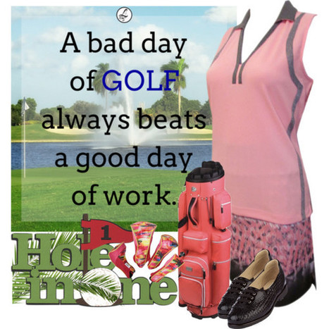 Stylish Outfit Inspiration For Golfing | Everything Golf | Scoop.it