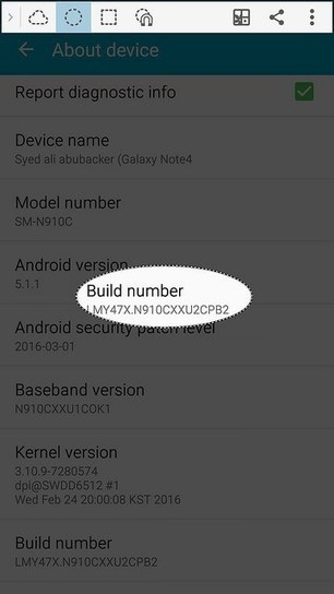 How to Explain Someone About Your Android Version and Build Number | GoToWebsites | Scoop.it