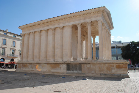 Maison Carrée - ArcheoTrotter.com | Archeotrotter.com | Scoop.it