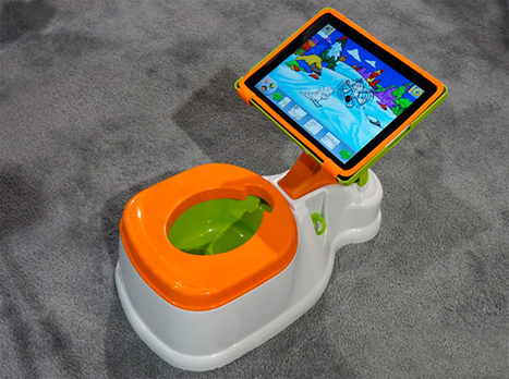 CTA Digital iPotty | Information about Education | Scoop.it