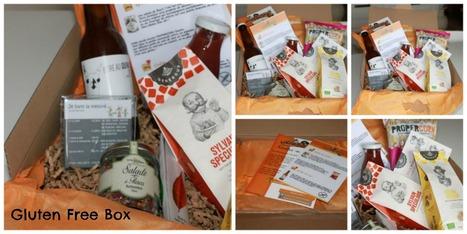 J'ai testé une gluten free box - Ma cuisine sans gluten | Bon et sans gluten | Scoop.it