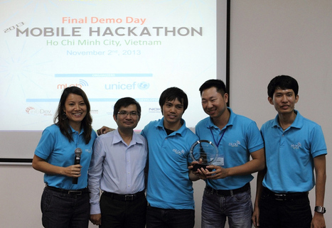 UNICEF selects winners in mobile phone applications contest | Vietnam ICT start-up | Scoop.it