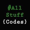 All Stuff Codes - SEO, Blogging, Social Media