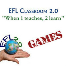 Games in the English language classroom - EFL CLASSROOM 2.0 | ESL EFL ELT Material | Scoop.it
