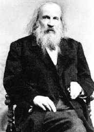 6 mars 1869 - Mendeleïev met de l'ordre dans la chimie | Racines de l'Art | Scoop.it